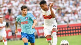 Stuttgart held by Atletico