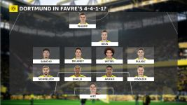 Dortmund under Favre?