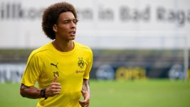 Dortmund agree Axel Witsel deal