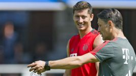 """Lewandowski one of the best in the world"" - Kovac"