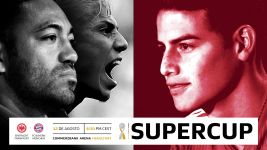 México vs. Colombia, Supercopa de nivel