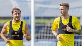 Götze and Reus tipped to shine