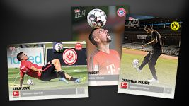 Bundesliga Topps NOW Road to Kickoff 2018/2019