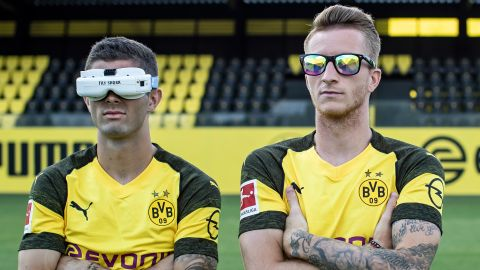 Watch: Making of Dortmund Media Day