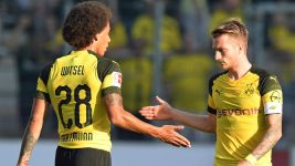 Reus talks up Witsel-Delaney axis