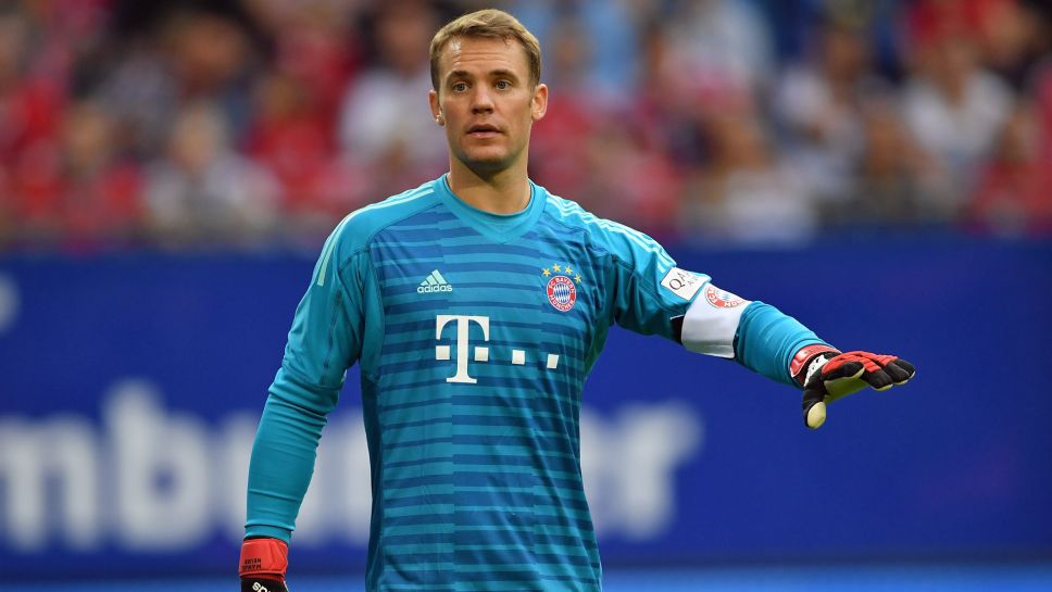 972dc71cd Is Bayern Munich s Manuel Neuer the best goalkeeper in football history