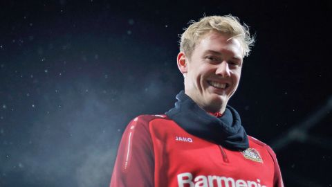 Julian Brandt: The humble wonderkid