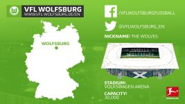 Getting to know: Wolfsburg