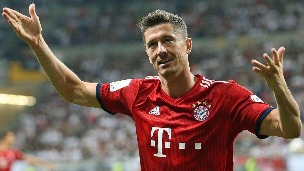 c792fa6ae6f Robert Lewandowski reaffirms commitment to Bayern Munich ahead of new  Bundesliga season