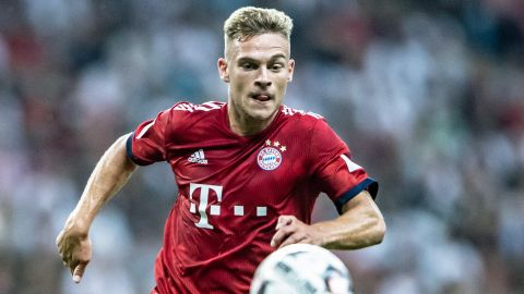 'We'll feed off failures' - Joshua Kimmich