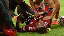 Kingsley Coman ankle surgery a success
