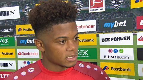 "Watch: Bailey: ""I feel important here"""