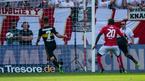 Mainz 1-0 VfB Stuttgart: As it happened!