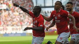 Mainz's Anthony Ujah sinks Stuttgart