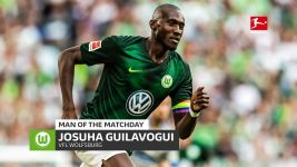 Josuha Guilavogui: MD1's Man of the Matchday