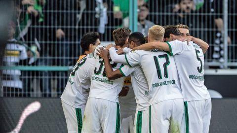 Watch: Gladbach 2-0 Leverkusen