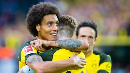 "Dortmund ""the best"" Witsel has played for"