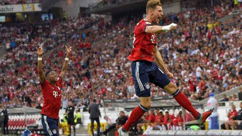 Stuttgart 0-3 Bayern: As it happened!