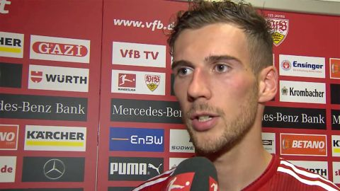 "Watch: Goretzka: ""I was highly motivated today"""