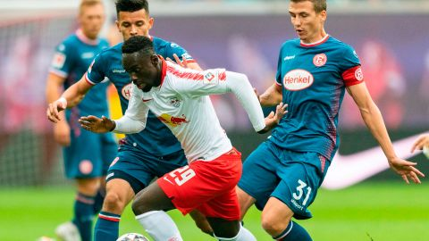 RB Leipzig vs. Fortuna Düsseldorf: as it happened