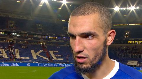 "Watch: Bentaleb: ""We have to show character"""