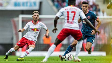 Watch: Leipzig 1-1 Düsseldorf