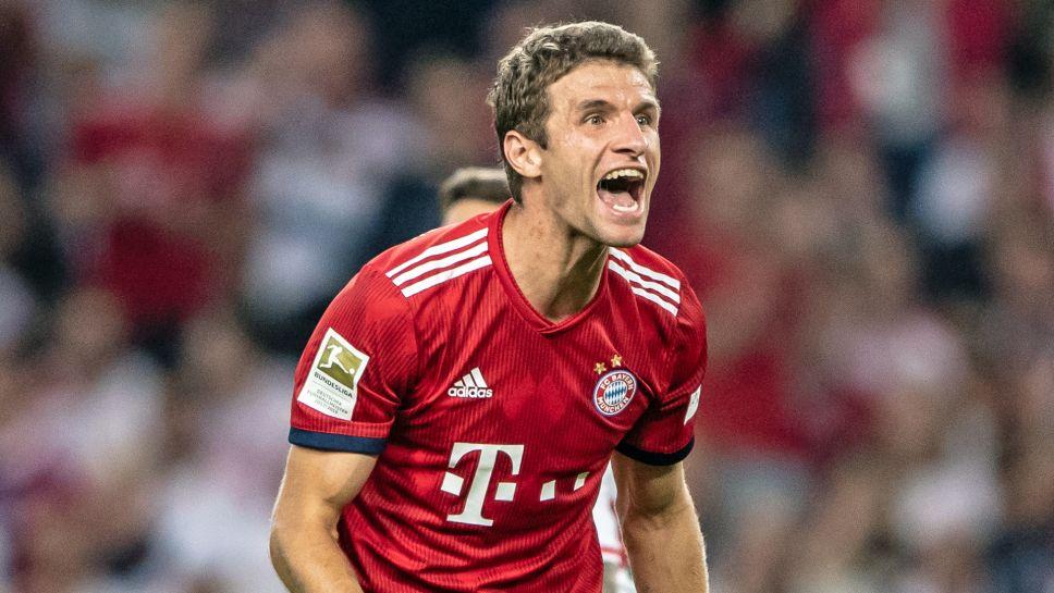 Bundesliga   Thomas Müller reveals Bayern Munich's secret for success
