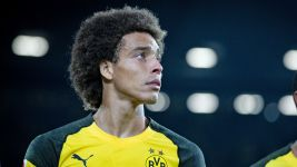 """I'm ready to be a leader"" - Axel Witsel"