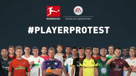 Watch: EA Sports FIFA 19 #playerprotest