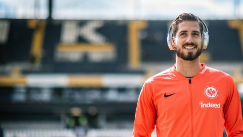 10 things on Frankfurt's Kevin Trapp