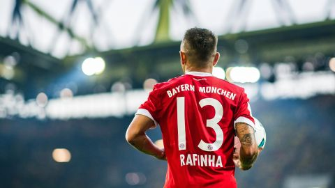 Rafinha: from Brazilian poverty to Bayern legend