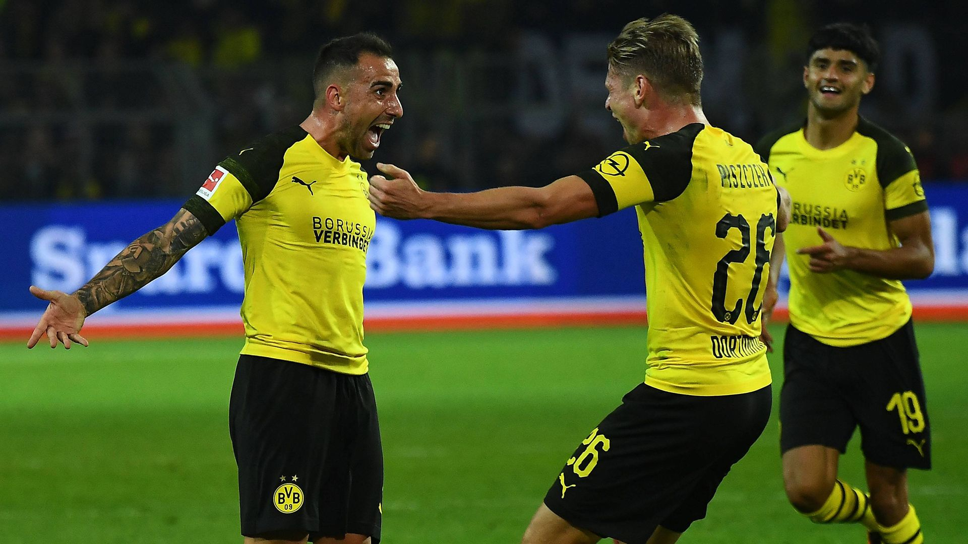 Bundesliga What Barcelona Loanee Paco Alcacer Will Bring To The