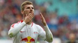 Werner at the double as Leipzig beat Hannover