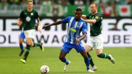 Late drama as Wolfsburg and Hertha share points