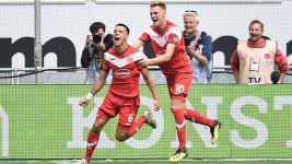 Nelson goal not enough as Fortuna fly