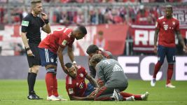 Tolisso and Rafinha sidelined