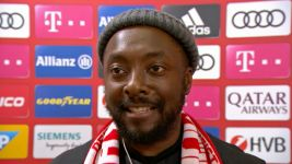 Watch: Will.i.am in love with the Bundesliga
