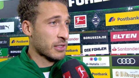 Watch: Johnson says training paid off for Gladbach