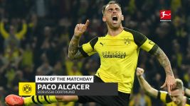 Paco Alcacer: MD3's Man of the Matchday