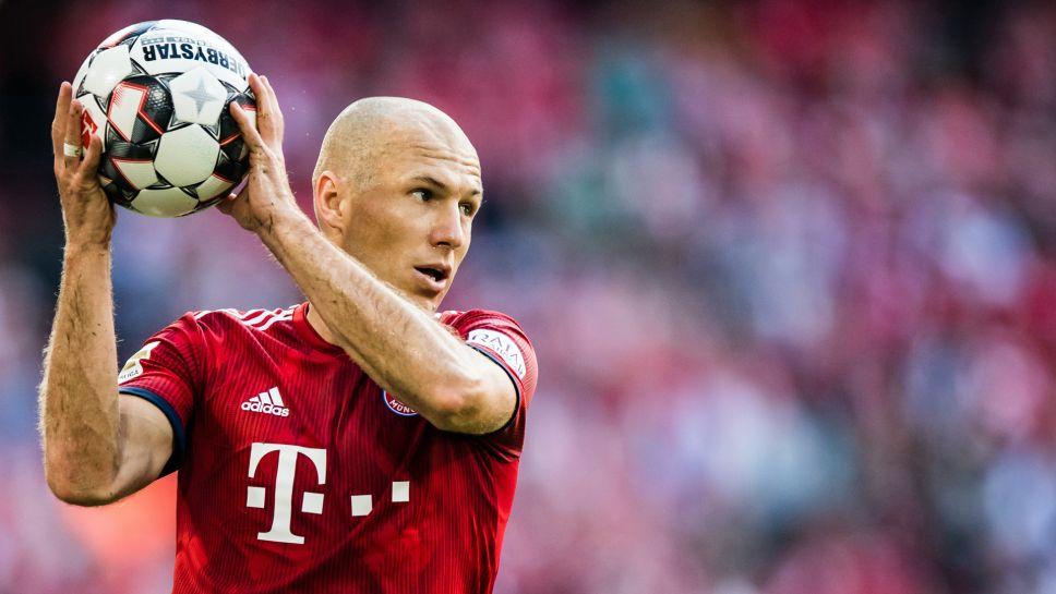 e26da2576 Bayern Munich s Arjen Robben