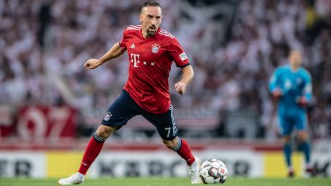 "Ribery: ""I want to play until I'm 38"""