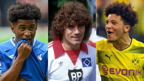 A history of English goalscorers in the Bundesliga