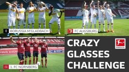 Watch: BMG, FCA & FCN's Crazy Glasses Challenge!