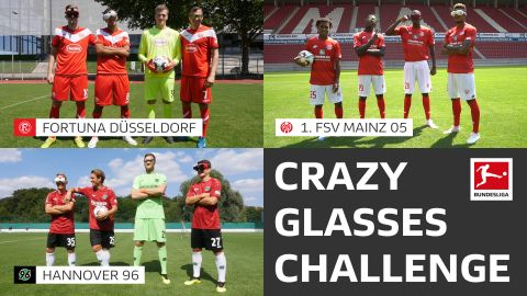 Watch: F95, M05 and H96's Crazy Glasses Challenge!