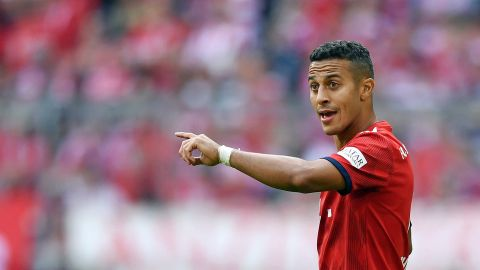What is Thiago's best position?