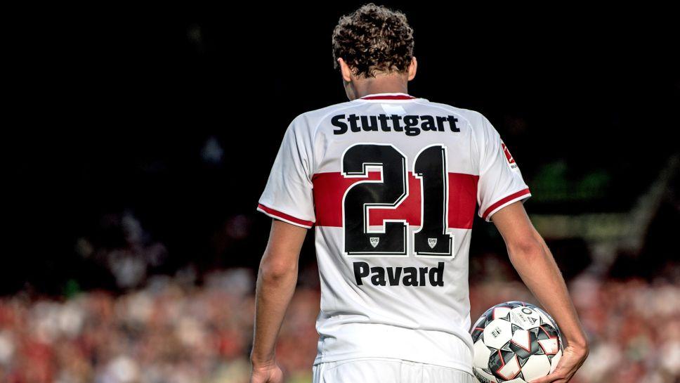 Bundesliga One Hell Of A Shot How Vfb Stuttgart S Benjamin Pavard Underwent His Russian Revolution