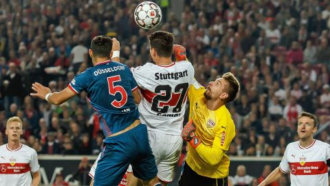 Winless Stuttgart held at home by Fortuna