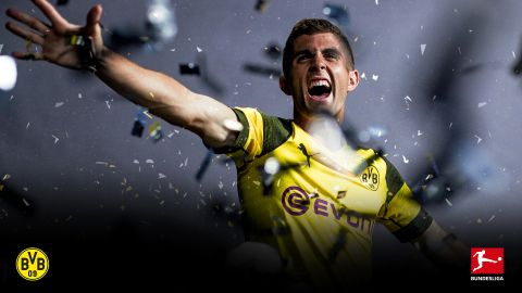 Christian Pulisic and the route to 100