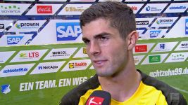 "Pulisic: ""We're still getting the hang of things"""