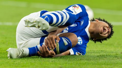 McKennie injury not as serious as feared